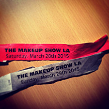 makeup to go blog makeup show los angeles 2015 wrap up