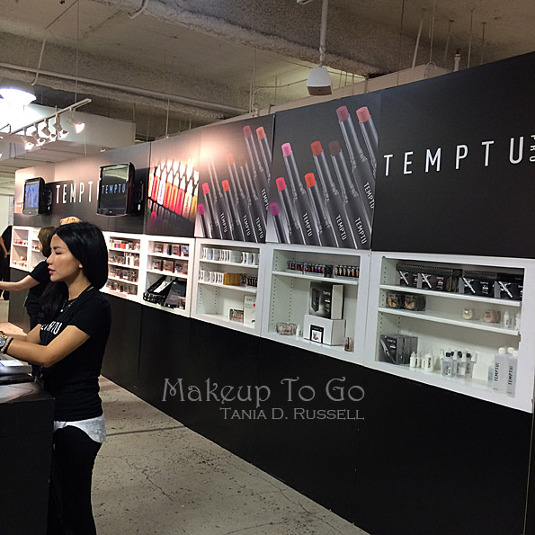 makeup to go blog makeup show los angeles 2015 wrap up temptu pro