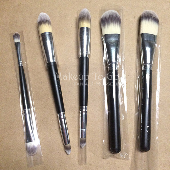 makeup to go blog makeup show los angeles 2015 wrap up crown brush syntho line