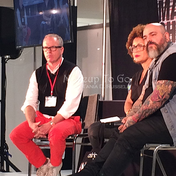 makeup to go blog makeup show los angeles 2015 wrap up drawbertson smashbox