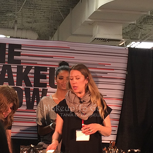 makeup to go blog makeup show los angeles 2015 wrap up fiona stiles celebrity makeup artist the wall group