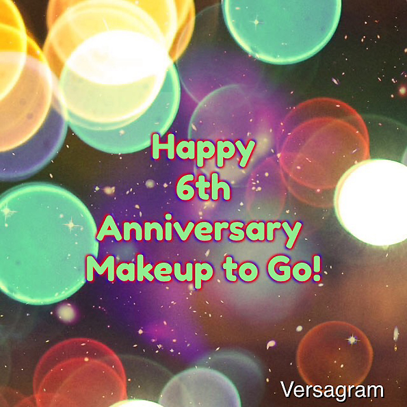makeup to go blog makeup short notes july 2015 happy 6th anniversary