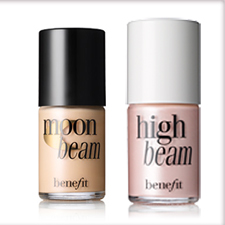 makeup to go blog strobing moonbeam highbeam benefit cosmetics