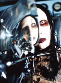 Makeup to go blog Marilyn Manson