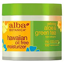 makeup to go blog lifesavers alba botanica oil free moisturizer aloe and green tea