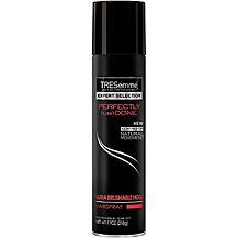 makeup to go blog lifesavers Tresemme Perfectly Undone brushable hold hairspray