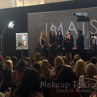 makeup to go blog a tale of two trade shows 2016 edition social media influencers IMATS