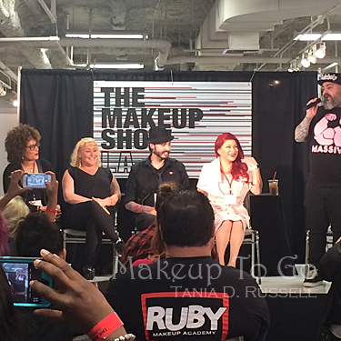 makeup to go blog a tale of two trade shows 2016 edition diversity the makeup show