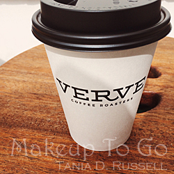 makeup to go blog a tale of two trade shows 2016 edition verve coffee