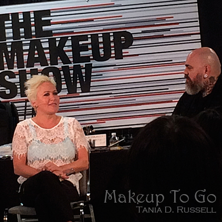 makeup to go blog a tale of two trade shows 2016 edition charlie green the makeup show
