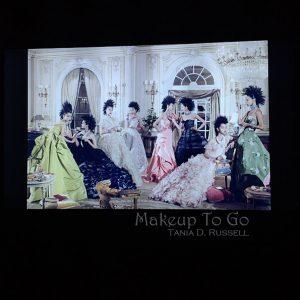 makeup to go blog makeup san francisco makeup los angeles tania d russell oscar de la renta retrospective de young museum san francisco