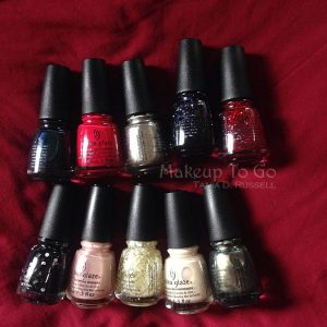 makeup to go blog makeup los angeles makeup san francisco phamexpo 2016 delia jimenez owens maquillaje para go Delia's Take PHAMExpo 2016 nails fingernails nailart china glaze
