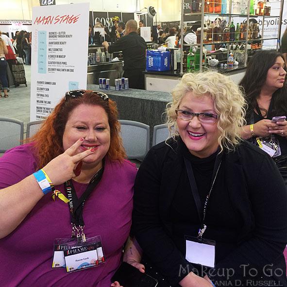 makeup to go blog makeup los angeles makeup san francisco phamexpo 2016 sharon gault