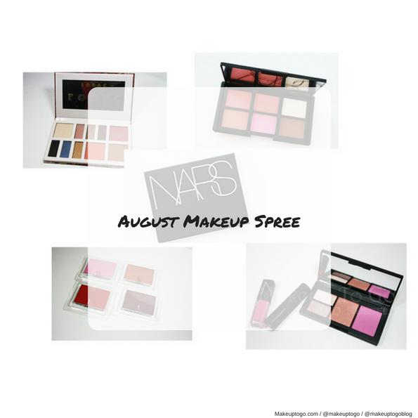makeup to go blog Los Angeles makeup San Francisco makeup Tania d Russell makeupwednesday august makeup spree