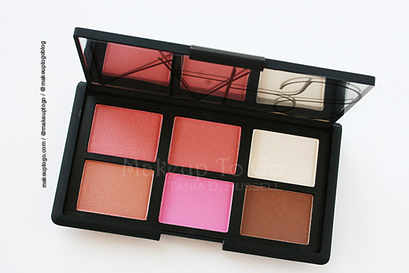 makeup to go blog Los Angeles makeup San Francisco makeup Tania d Russell makeupthursday nars cosmetics nordstrom nars best blush palette