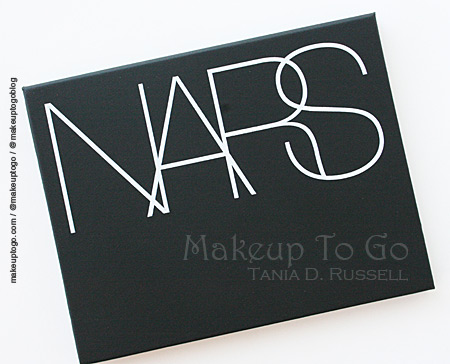 makeup to go blog Los Angeles makeup San Francisco makeup Tania d Russell makeupthursday nars empty palette nars cosmetics