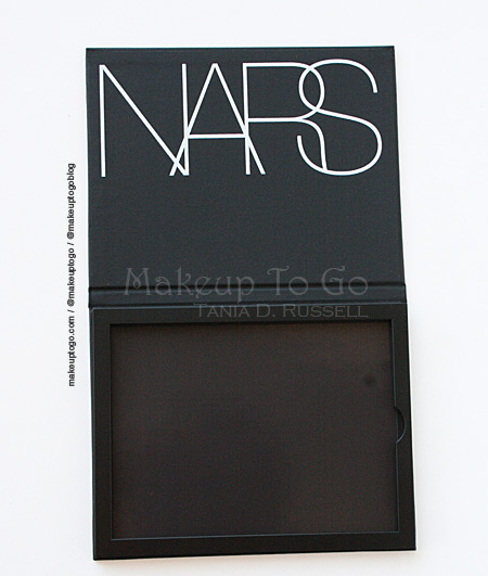 makeup to go blog Los Angeles makeup San Francisco makeup Tania d Russell makeupthursday nars cosmetics nars empties
