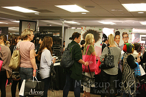makeup to go blog tania d russell makeup los angeles makeup san francisco quick visit makeup show san francisco pop up