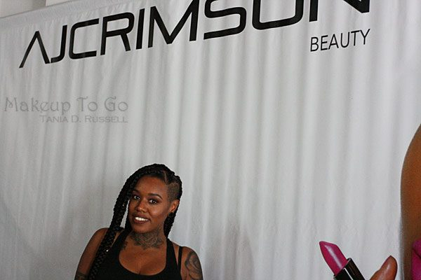 makeup to go blog makeup artist los angeles makeup artist san francisco makeup educator black girl beautiful inaugural event aj crimson artist