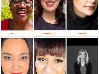 Headshot photos of the Makeup to Go Blog Experts contributors
