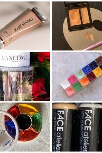 MTG Experts collage 1 makeup to go blog Los Angeles San Francisco Las Vegas makeup artist blog five favorite products right now
