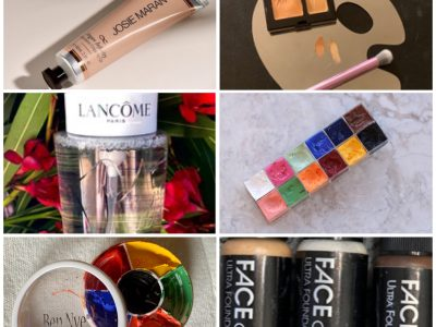 MTG Experts collage 1 makeup to go blog Los Angeles San Francisco Las Vegas makeup artist blog five favorite products right now