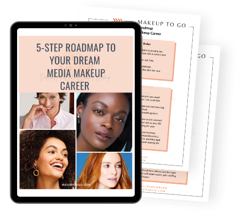 makeup to go blog tania d Russell makeup educator Los Angeles San Francisco MTG roadmap