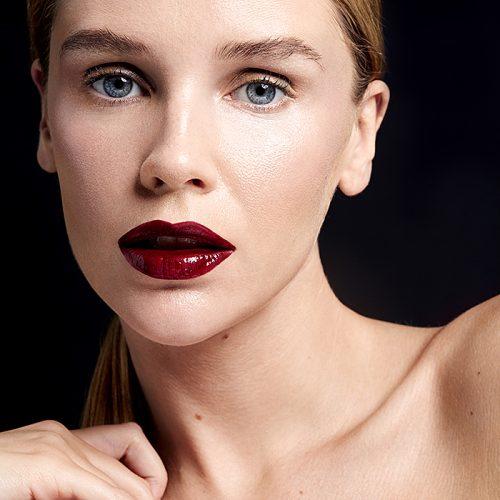 Masha Saryn Christina makeup to go blog tania d russell makeup educator Los Angeles San Francisco cosmetics beauty makeup dark red lip